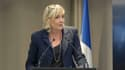 Marine Le Pen était ce vendredi à Paris pour une sixième convention thématique Marine 2017