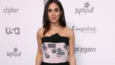 Meghan Markle à New York en mai 2015