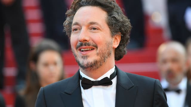 L'acteur-réalisateur Guillaume Gallienne au Festival de Cannes en 2017