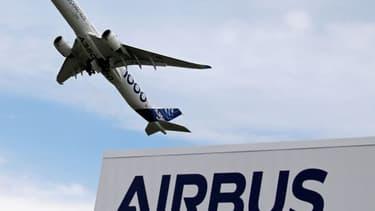 Airbus s'offre un bol d'air en Bourse