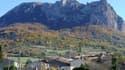 Le pic de Bugarach, dans l'Aude