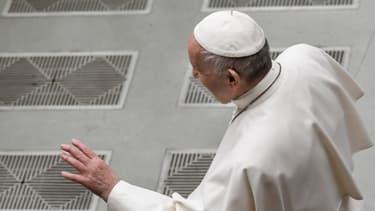 Le Pape François à l'audience hebdomadaire du Vatican, le 15 janvier 2020