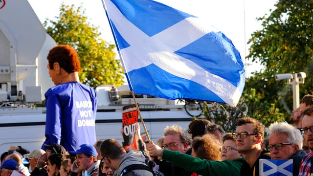 Le référendum sur l'indépendance de l'Ecosse se tiendra dans onze jours.