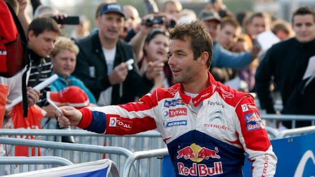Sébastien Loeb a démarré en douceur