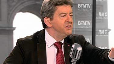 Jean-Luc Mélenchon, leader du Front de Gauche, Jean-Luc Mélenchon.