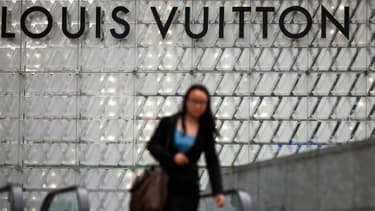 Louis Vuitton d'une part, regrouperait le luxe et Moët Hennessy d'autre part, les spiritueux