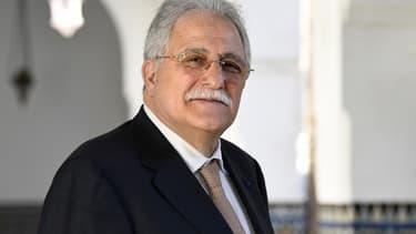 Hafiz Chems-eddine, recteur de la Grande mosquée de Paris, le 16 janvier 2020.