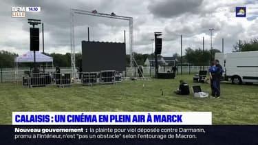Des séances de cinéma en plein air gratuites à Marck-en-Calaisis