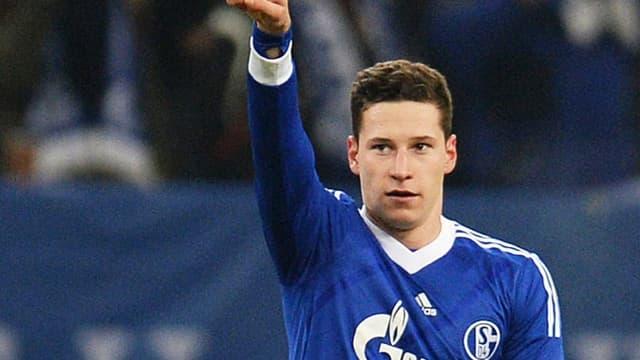 Julian Draxler, de Schalke 04