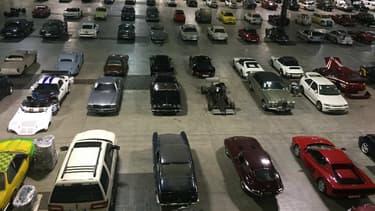 Milan accueille vendredi et pour trois jours une vente aux enchères automobile exceptionnelle: 72 Porsche, 43 Ferrari, aucun prix de réserve, des bobsleighs, tous issus d'une seule et même collection privée.
