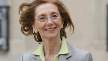 Nicole Bricq, la ministre du Commerce extérieur, maintient son objectif d'équilibre en 2017