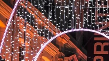La sécurité sera renforcée pour l'édition 2016 de la Fête des Lumières à Lyon, en décembre prochain.