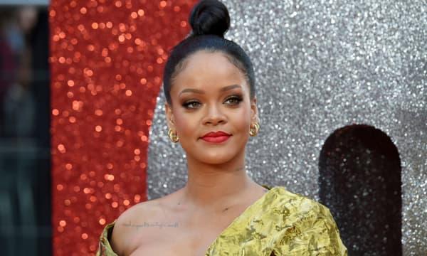 Rihanna - Anthony Harvey
