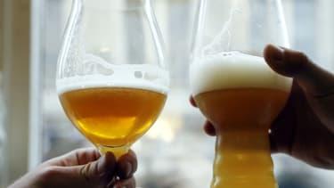 En 2015, les ventes de bière ont augmenté de plus de 3%.