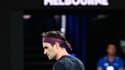 Federer à Melbourne en 2020