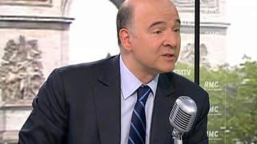 """Pierre Moscovici affirme qu'il """"n'a jamais menti""""."""