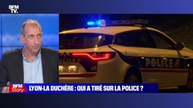 Story 7 : Lyon-La Duchère, qui a tiré sur des policiers ? - 26/10