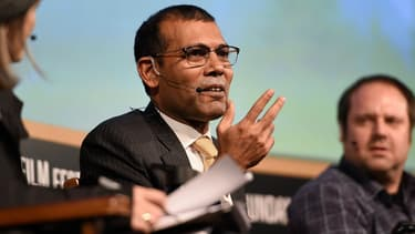 L'ancien président des Maldives, Mohamed Nasheed