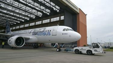 L'A320neo est déjà un succès commercial avec plus de 3.200 exemplaires commandés.
