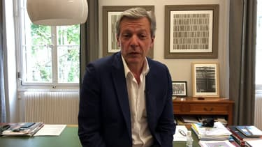 """""""Je suis ton maire"""": Pascal Blache, maire du 6e arrondissement de Lyon"""