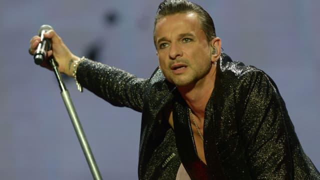 Dave Gahan et son groupe Depeche Mode seront au festival Lollapalooza en 2018  l'hippodrome de Longchamp.