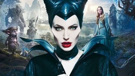 Angelina Jolie est Maléfique.