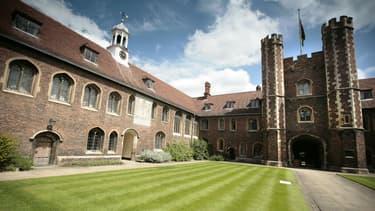 L'université de Cambridge, en Angleterre