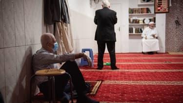 Dans une mosquée à Marseille, le 15 mai 2020. (photo d'illustration)