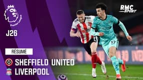 Résumé : Sheffield 0-2 Liverpool - Premier League (J26)