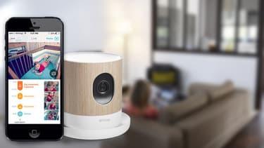 Axa s'intéresse notamment à Home, un dispositif de vidéo surveillance proposé par Withings.