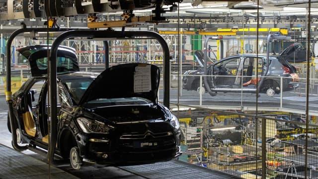 L'usine PSA de Sochaux va voir ses volumes augmenter de 20%.