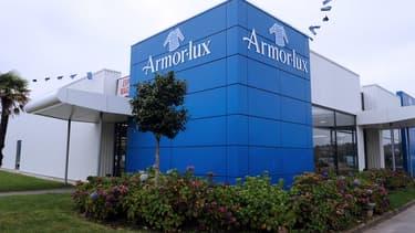 La nouvelle marque, Armor-Lux Maison, sera commercialisée par plusieurs enseignes.