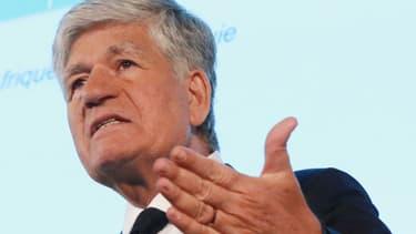 Maurice Levy prévoit de rester à la tête de Publicis au moins jusqu'à 75 ans