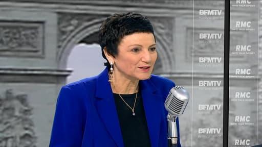 """Dominique Bertinotti: """"le temps de la PMA n'est pas venu"""" mais il """"faudra aborder"""" le sujet un jour"""
