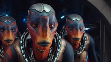 L'équipe de MocapLab a coopéré avec la société néozélandaise Weta Digital sur la capture de mouvement du long-métrage de Luc Besson.