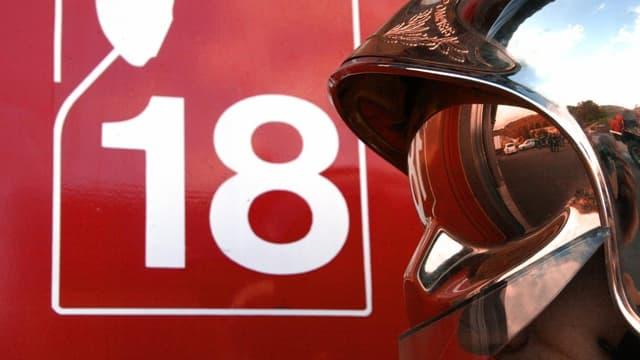 Un sapeur-pompier (illustration)