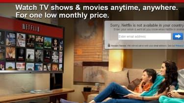 Netflix va arriver dans 6 pays européens.
