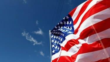 Drapeau américain (photo d'illustration)