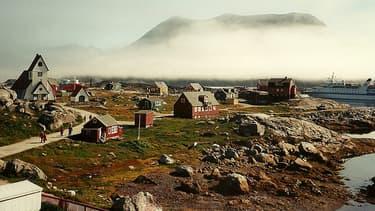 Le Groenland fait face au changement climatique