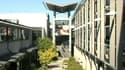 Le campus de Santa Monica, en Californie, où trois personnes ont été blessées dans une fusillade vendredi 7 juin.