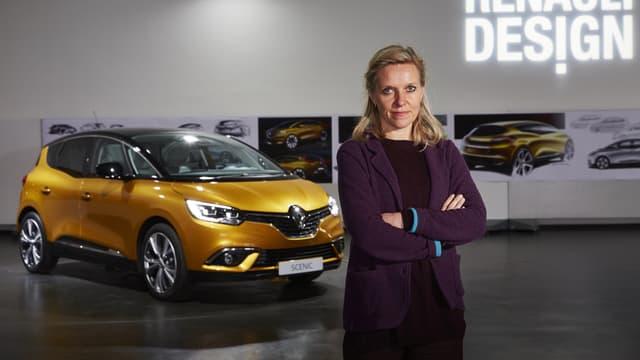 Agneta Dahlgren, directrice du design du segment C et du véhicule électrique de Renault, a été élue Femme de l'année 2016 par un jury de journalistes réuni par l'association Women And Vehicles in Europe (WAVE).