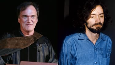 Quentin Tarantino prépare un film sur les crimes de Charles Manson