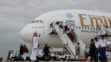 L'A380 bi-classe d'Emirates devient l'avion commercial offrant la densité la plus élevée au monde.