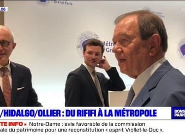 Grand Paris: Ollier réélu sur fond de rivalité entre Dati et Hidalgo