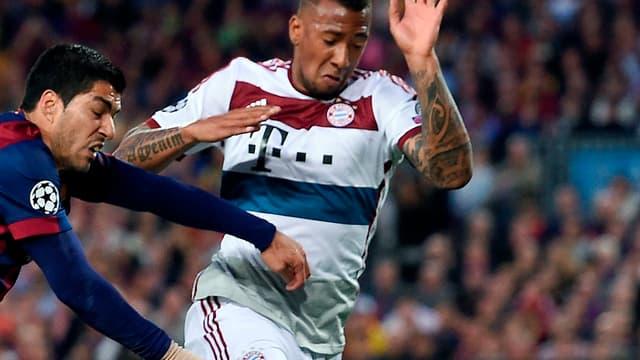 Barça-Bayern : Boateng victime de Messi… et de détournements