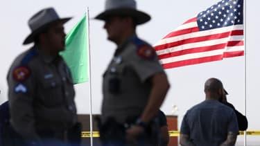 Le 7 août, à la suite de la tuerie d'El Paso, au Texas.