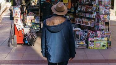 Un kiosque en Espagne (photo d'illustration)