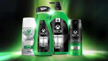 Microsoft a noué un curieux partenariat avec Axe pour lancer une ligne de produits de douche.