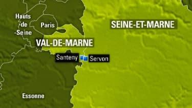 Une course poursuite a viré au drame, vendredi soir, à Sevron en Seine-et-Marne.