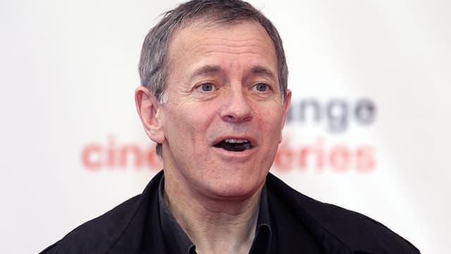 Francis Huster en 2012.